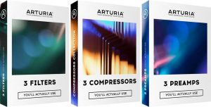 Arturia 3 Filters & 3 Preamps Mac/Win Fully Crack Full Torrent Free