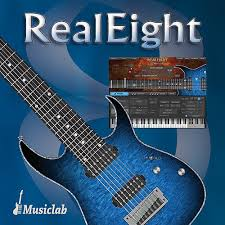 MusicLab RealEight 4.0.5.7471 Crack Mac Latest Free Download