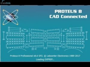 Proteus 8.11 SP1 Crack Professional for MacOS X Full Version Download