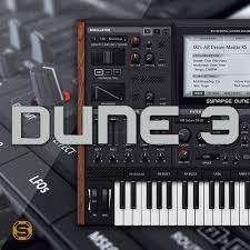 Synapse Audio DUNE Crack 3.4.0 for Mac & Win With Complete