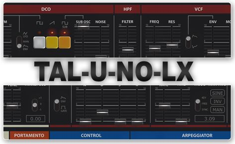 Togu Audio Line TAL-U-NO-LX 4.4.5(x64) Crack For MacOS Free Download With Complete Library