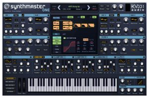 kv331 SynthMaster One (Win) With Crack Full Torrent 2021 Free Download